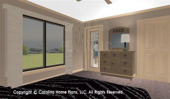 SG-1376 3D Master Bedroom 1