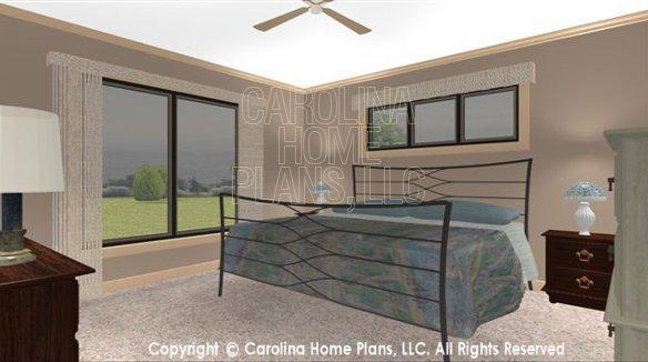 SG-1376 3D Master Bedroom 2