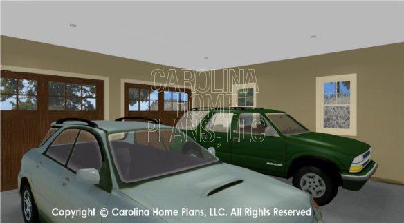 SG-1574 3D Garage