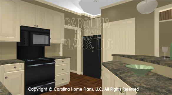 SG-1574 3D Kitchen to Refrigerator