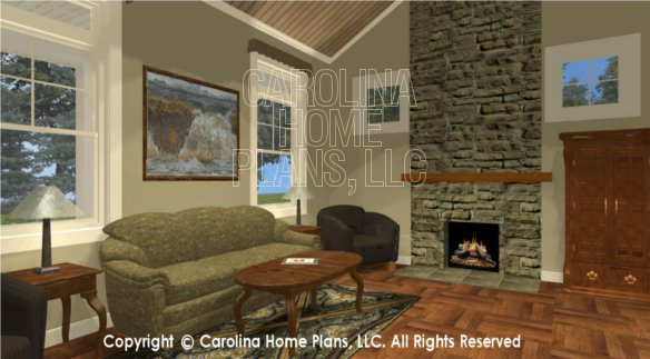 SG-1574 3D Living Room
