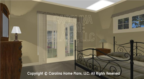 SG-1574 3D Master Bedroom to Screened Porch