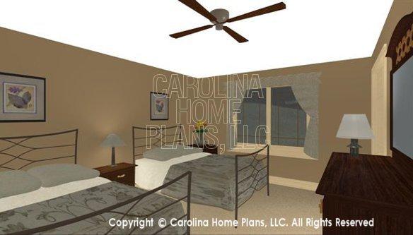 SG-1595 3D Bedroom 2