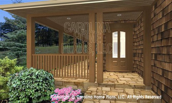 SG-1595 3D Front Porch