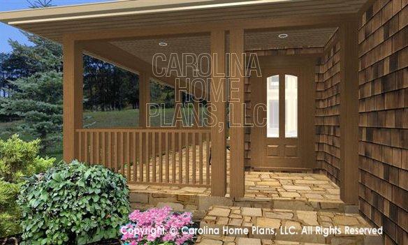 SG-1595 3D Front Porch