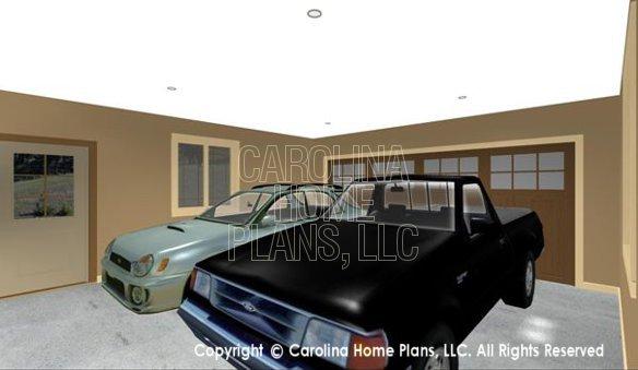SG-1595 3D Garage