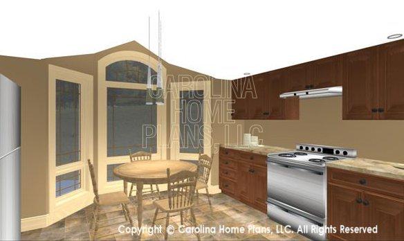 SG-1595 3D Kitchen Nook