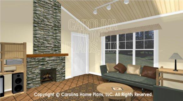 SG-1660 3D Family Room