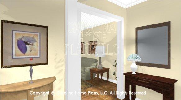 SG-1660 3D Foyer