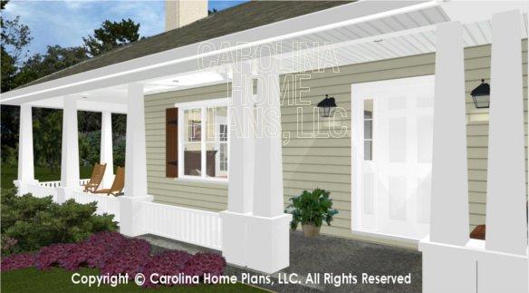 SG-1660 3D Front Porch