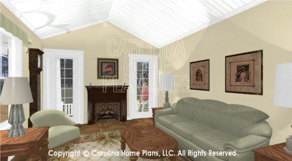 SG-1660 3D Living Room