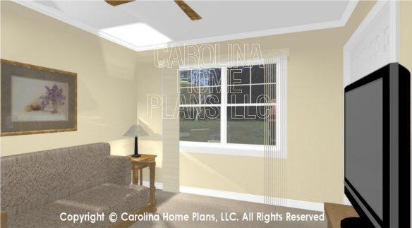 SG-1660 3D Study/Bedroom 3