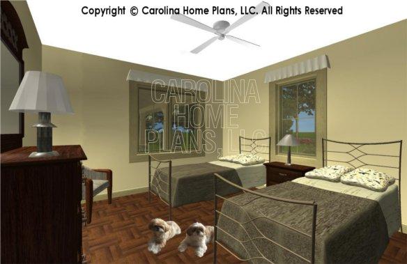 SG-1677 3D Bedroom 2