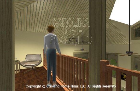 SG-1677 3D Loft Balcony