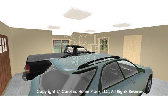 SG-1681 3D Garage