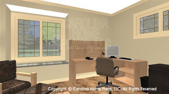 SG-1681 3D Study/Bedroom #3