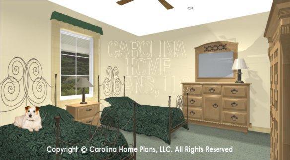 SG-1280 3D Bedroom 2