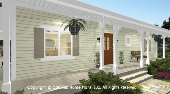 SG-1280 3D Front Porch