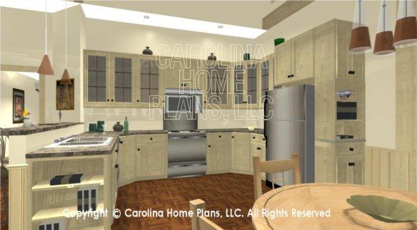 SG-1280 3D Kitchen