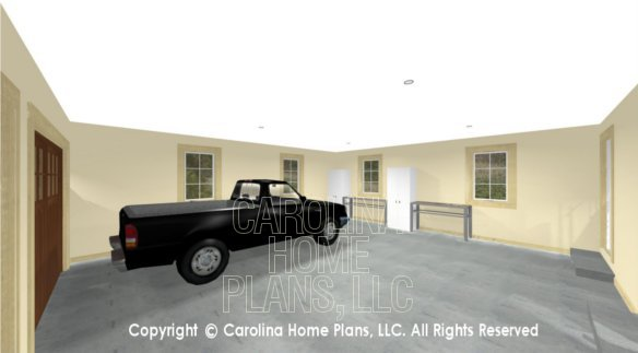 SG-1280 3D Garage