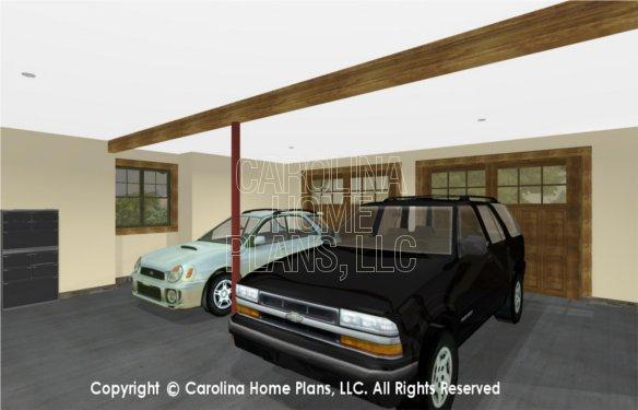 SG-1332 3D Garage