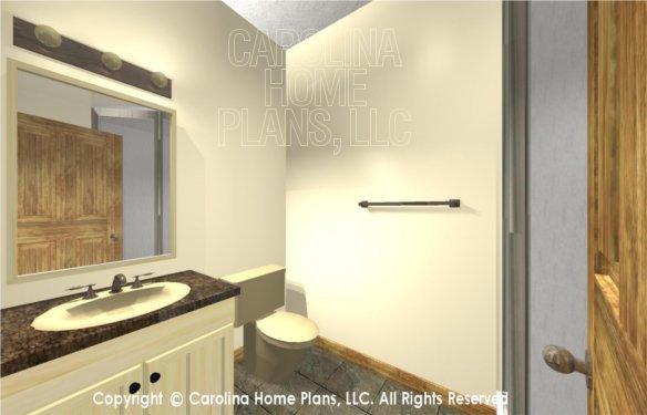 SG-1332 3D Guest Bath