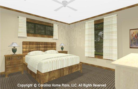 SG-1332 3D Master Bedroom