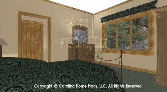 SG-1688 3D Guest Bedroom