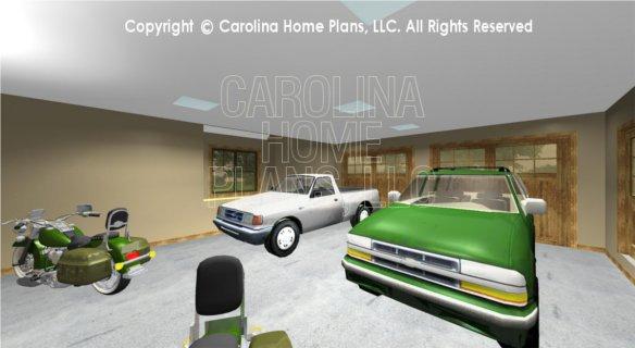 SG-1799 3D Garage to Window