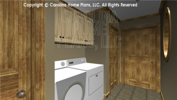SG-1799 3D Laundry Room
