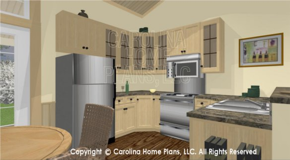 SG-576 Kitchen