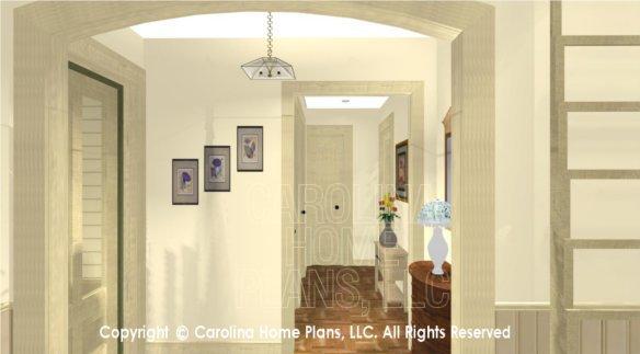 SG-979 3D Foyer to Hallway