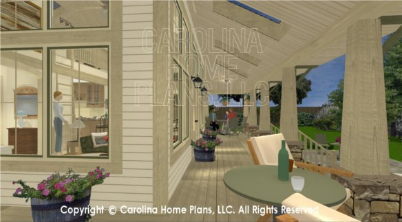SG-979 3D Porches with Skylights