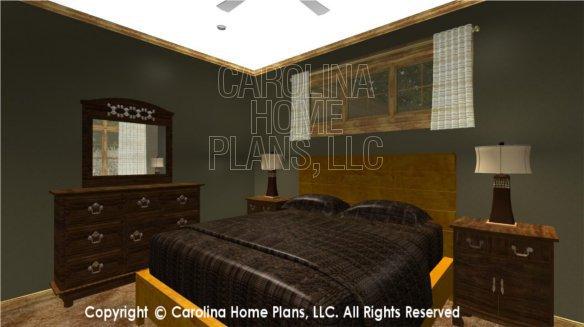 SG-981 3D Master Bedroom