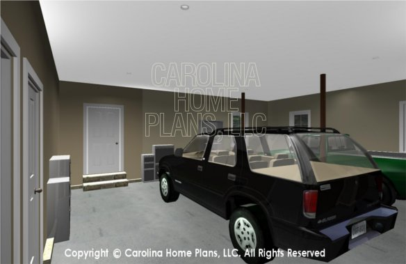 SG-1096 3D Garage to House