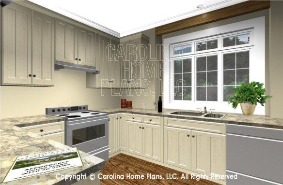SG-1096 3D Kitchen