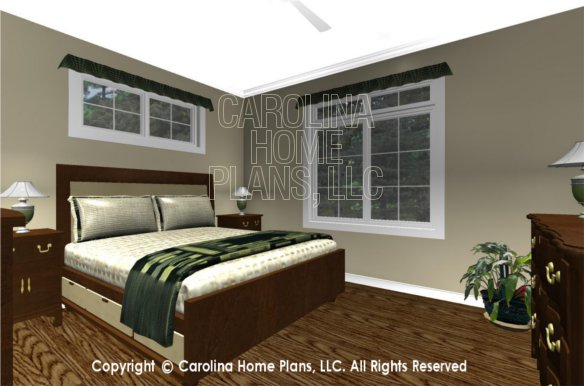 SG-1096 3D Master Bedroom