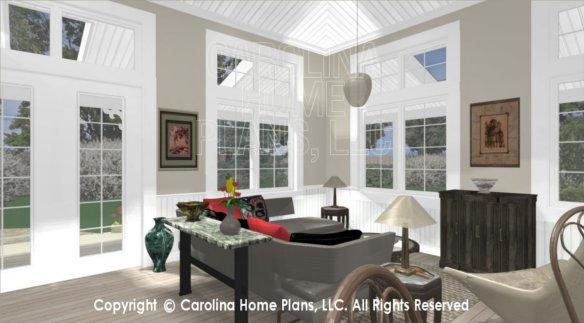 SG-676 3D Living Room